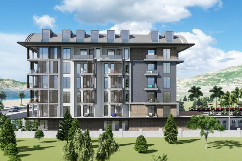 Продажа квартиры в Аланье, Анталья, Турция 1+1, 62м2, №18450 – фото 6