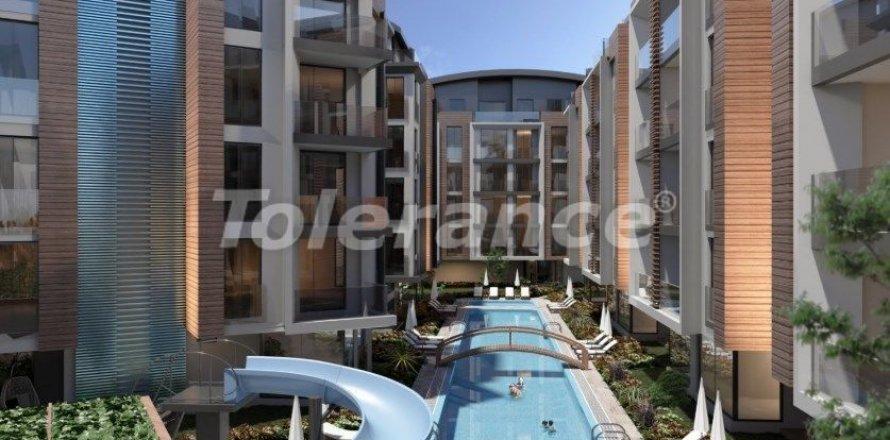Квартира 2+1 в Коньяалты, Анталья, Турция №3111