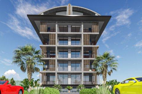 Продажа квартиры в Аланье, Анталья, Турция 1+1, 62м2, №18450 – фото 8