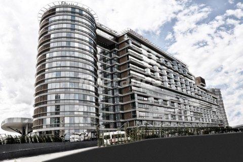Продажа квартиры в Стамбуле, Турция студия, 71м2, №4671 – фото 5