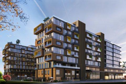 Продажа квартиры в Стамбуле, Турция 3+1, 101м2, №18587 – фото 1