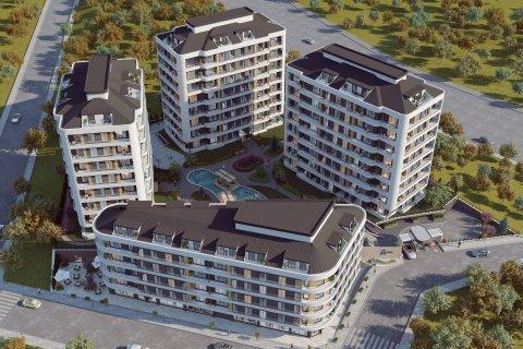 Продажа квартиры в Стамбуле, Турция 4+1, 210м2, №19892 – фото 15