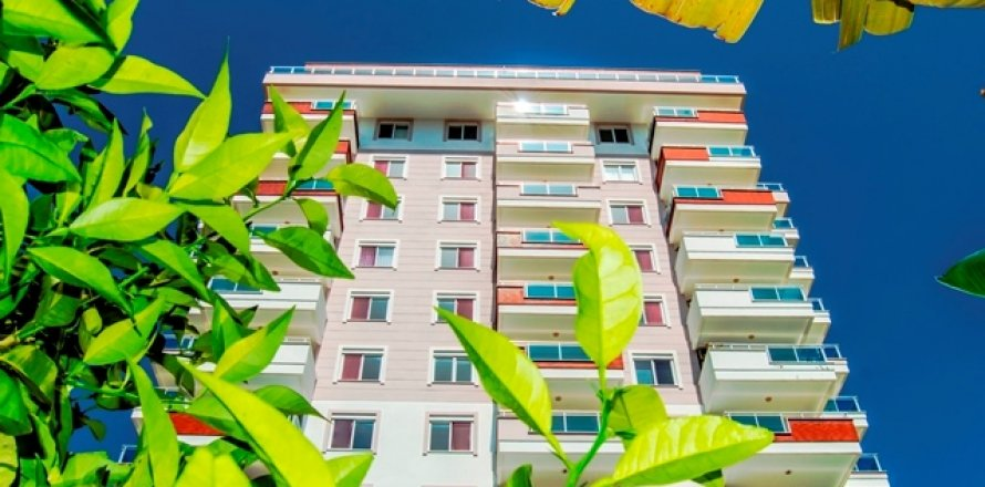 Квартира 1+1 в Махмутларе, Анталья, Турция №19896