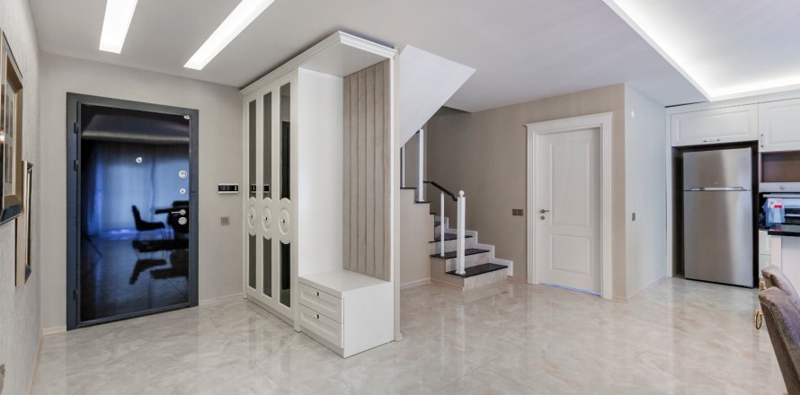 Квартира 2+1 в Каргыджаке, Аланья, Анталья, Турция №21235