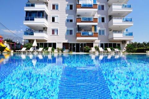 Продажа квартиры в Махмутларе, Анталья, Турция 1+1, 55м2, №19896 – фото 6