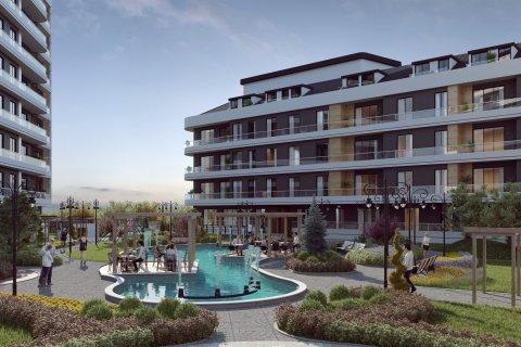 Продажа квартиры в Стамбуле, Турция 4+1, 210м2, №19892 – фото 2