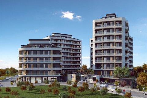 Продажа квартиры в Стамбуле, Турция 4+1, 210м2, №19892 – фото 1