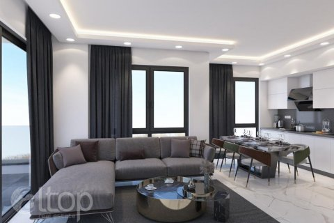 Продажа квартиры в Аланье, Анталья, Турция 2 комн., 93.4м2, №4366 – фото 13