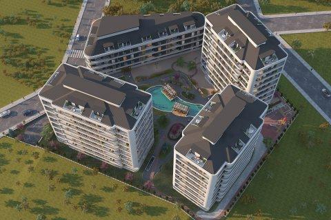 Продажа квартиры в Стамбуле, Турция 4+1, 210м2, №19892 – фото 5