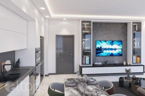 Продажа квартиры в Аланье, Анталья, Турция 2 комн., 93.4м2, №4366 – фото 15