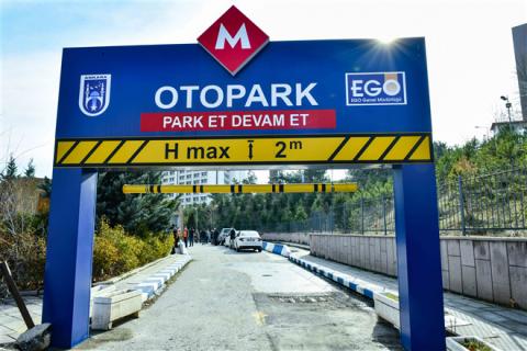 В Анкаре для удобства горожан откроют бесплатные парковки