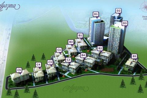 Продажа квартиры в Башакшехире, Стамбул, Турция 2+3, 125м2, №22720 – фото 7
