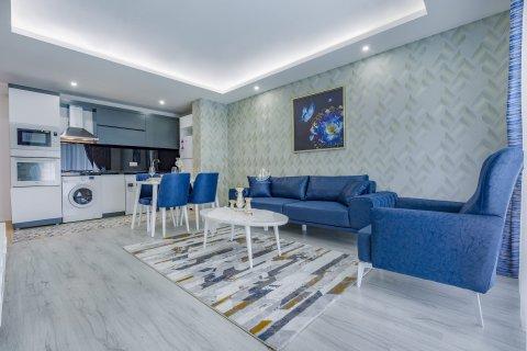 Продажа квартиры в Каргыджаке, Аланья, Анталья, Турция 1+1, 65м2, №10589 – фото 23