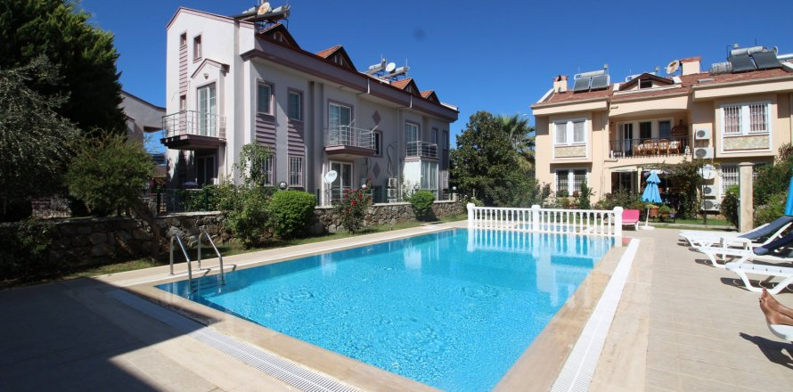 Квартира 3+3 в Фетхие, Мугла, Турция №22712