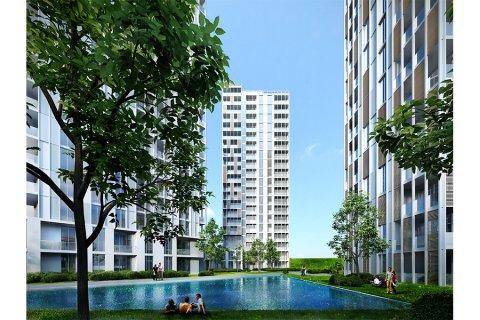 Продажа квартиры в Башакшехире, Стамбул, Турция 2+3, 125м2, №22720 – фото 1