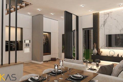 Продажа квартиры в Ларе, Анталья, Турция 2+1, 100м2, №22032 – фото 2