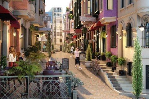 Продажа в Бейоглу, Стамбул, Турция, 76м2, №22411 – фото 7
