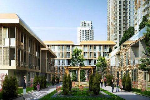 Продажа квартиры в Башакшехире, Стамбул, Турция 2+3, 125м2, №22720 – фото 4