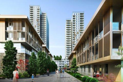 Продажа квартиры в Башакшехире, Стамбул, Турция 2+3, 125м2, №22720 – фото 3