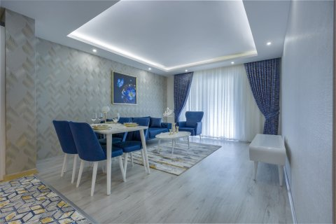 Продажа квартиры в Каргыджаке, Аланья, Анталья, Турция 1+1, 65м2, №10589 – фото 22