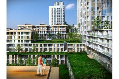 Продажа квартиры в Башакшехире, Стамбул, Турция 2+3, 125м2, №22720 – фото 6