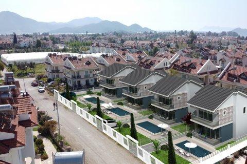 Продажа виллы в Фетхие, Мугла, Турция 4+5, 162м2, №22716 – фото 2