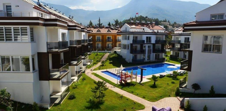 Квартира 3+4 в Фетхие, Мугла, Турция №22709