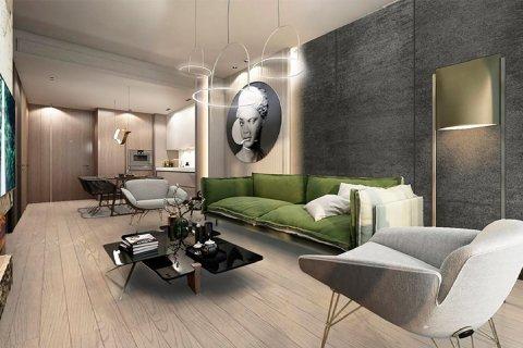 Продажа квартиры в Стамбуле, Турция 1+2, 77м2, №22717 – фото 13