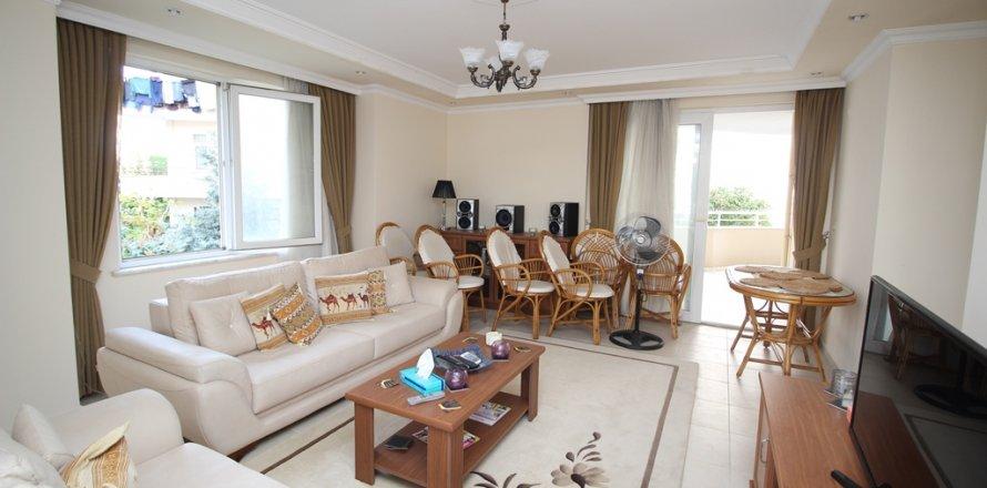 Квартира 3-х ком. в Аланье, Анталья, Турция №22229