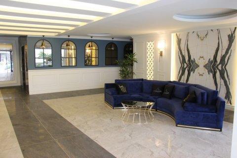 Продажа квартиры в Каргыджаке, Аланья, Анталья, Турция 2+1, 120м2, №22141 – фото 1