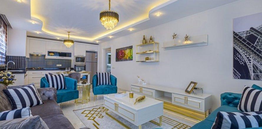 Квартира 3+1 в Аланье, Анталья, Турция №22710