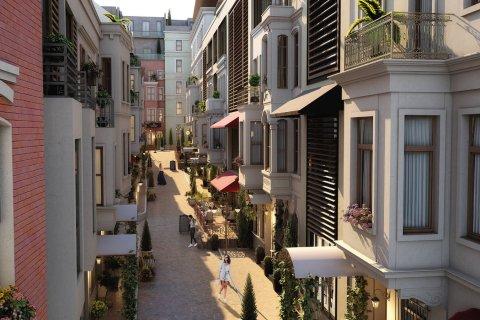 Продажа в Бейоглу, Стамбул, Турция, 76м2, №22411 – фото 9