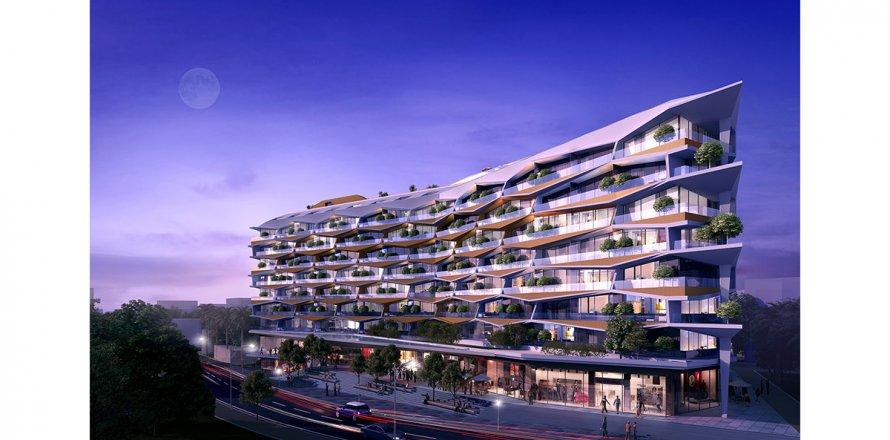 Квартира 1+2 в Стамбуле, Турция №22717