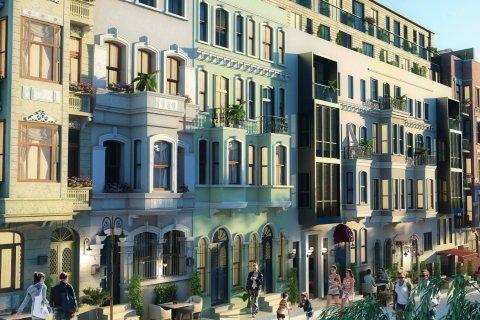Продажа в Бейоглу, Стамбул, Турция, 76м2, №22411 – фото 3