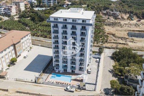 Продажа квартиры в Махмутларе, Анталья, Турция 1+1, 47м2, №10667 – фото 2