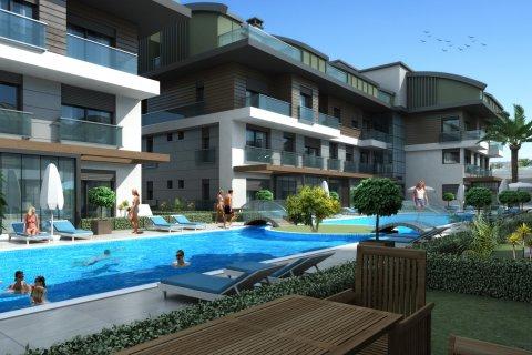 Продажа квартиры в Ларе, Анталья, Турция 2+1, 100м2, №22032 – фото 19