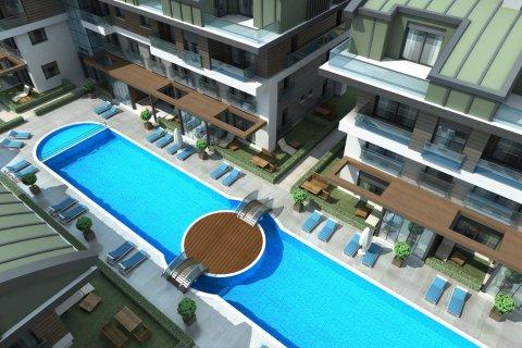 Продажа квартиры в Ларе, Анталья, Турция 2+1, 100м2, №22032 – фото 18