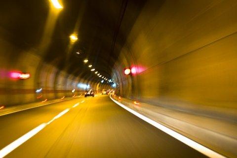 Новый туннель открыт на трассе Стамбул-Анкара