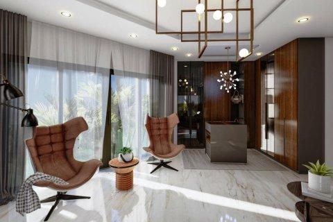 Продажа квартиры в Каргыджаке, Аланья, Анталья, Турция 2+1, 145м2, №23555 – фото 9
