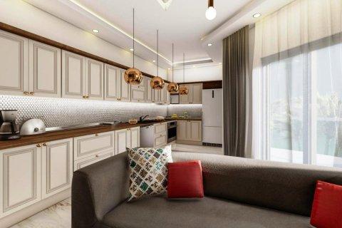 Продажа квартиры в Каргыджаке, Аланья, Анталья, Турция 2+1, 145м2, №23555 – фото 5