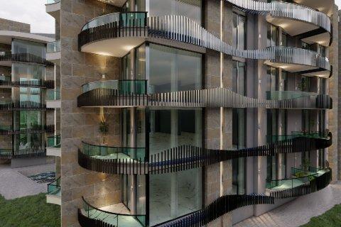 Продажа квартиры в Аланье, Анталья, Турция студия, 60м2, №23170 – фото 1