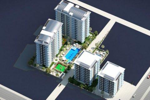 Продажа квартиры в Аланье, Анталья, Турция 2+1, 86м2, №23531 – фото 12