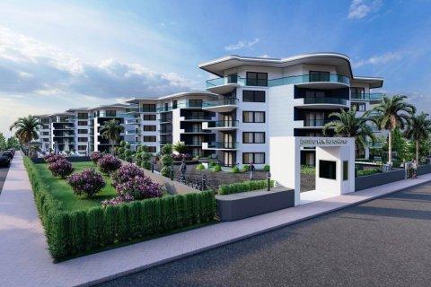 Продажа квартиры в Каргыджаке, Аланья, Анталья, Турция 2+1, 145м2, №23555 – фото 3