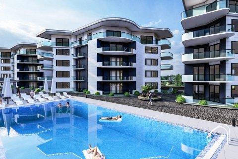 Продажа квартиры в Каргыджаке, Аланья, Анталья, Турция 2+1, 145м2, №23555 – фото 6