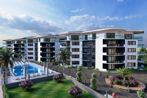 Продажа квартиры в Каргыджаке, Аланья, Анталья, Турция 2+1, 145м2, №23555 – фото 11