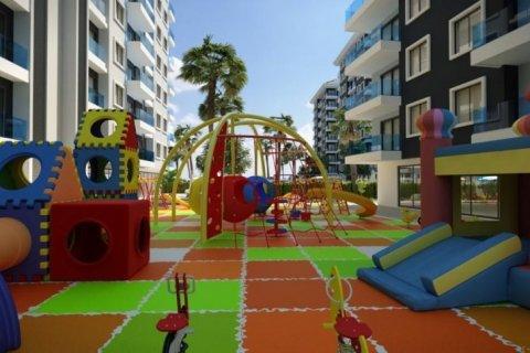 Продажа квартиры в Аланье, Анталья, Турция 2+1, 86м2, №23531 – фото 2
