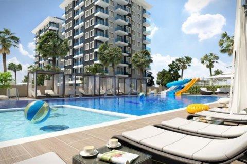 Продажа квартиры в Аланье, Анталья, Турция 2+1, 86м2, №23531 – фото 1