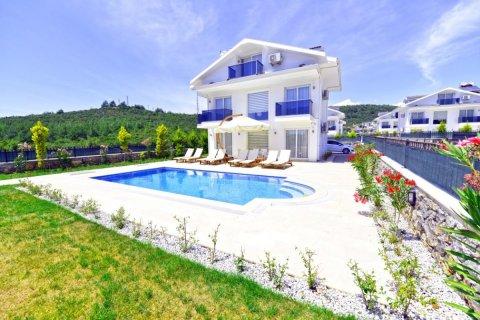 Продажа виллы в Мугле, Турция 4+1, 230м2, №23373 – фото 2