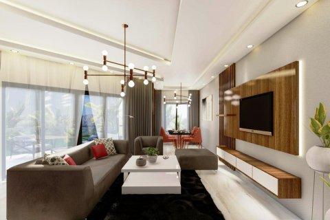 Продажа квартиры в Каргыджаке, Аланья, Анталья, Турция 2+1, 145м2, №23555 – фото 4