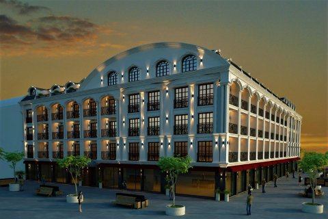 Продажа квартиры в Фетхие, Мугла, Турция 1+1, 52м2, №24475 – фото 5